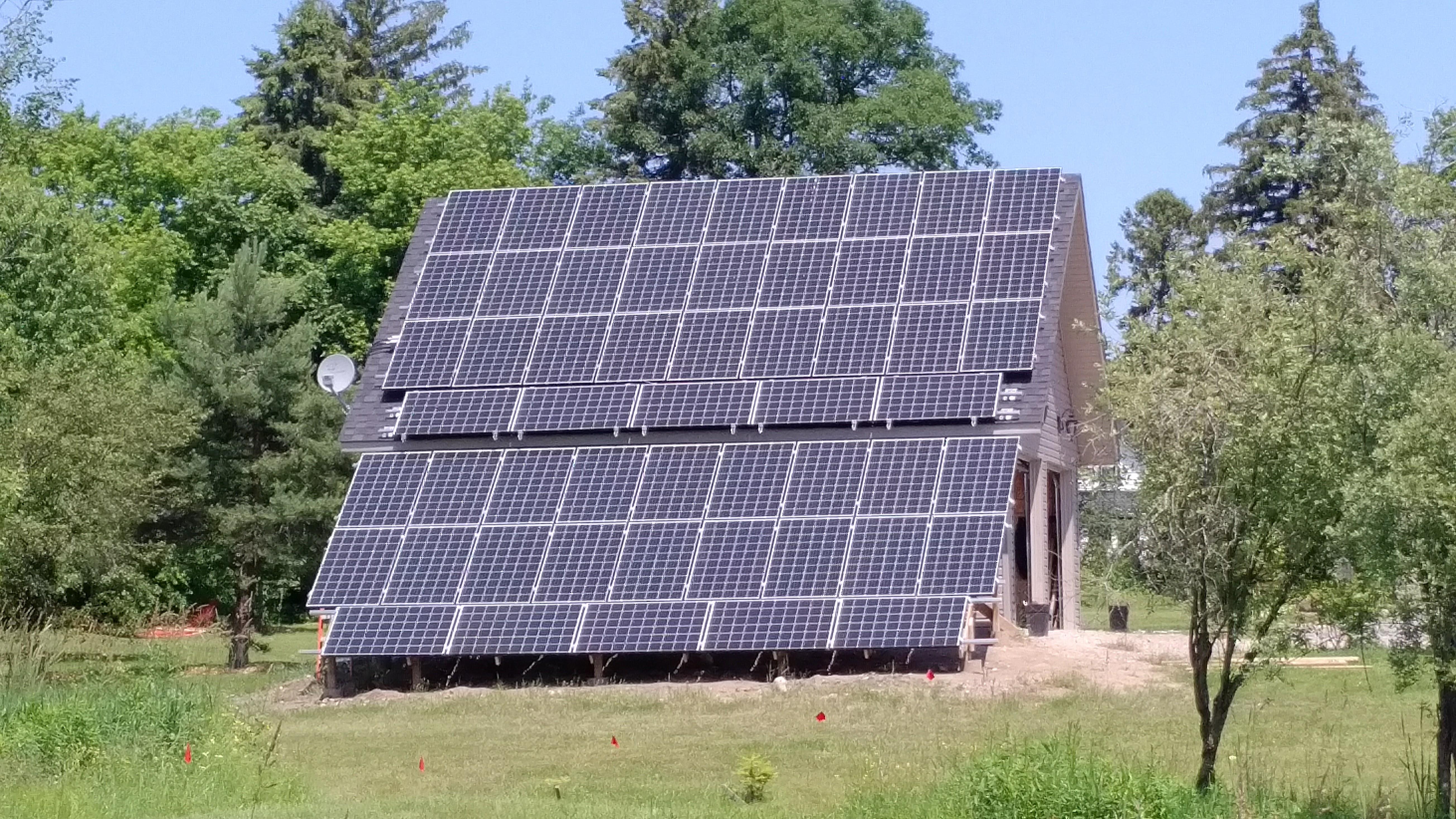 www GreenHydro ca Solar Panels